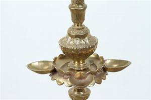 Anglo indian brass floor lamp for sale at 1stdibs for Indian brass floor lamp