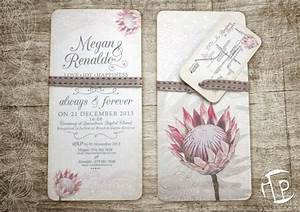 17 best images about pretty proteas on pinterest smosh With rustic wedding invitations south africa