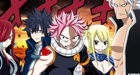 unseen fairy tail wallpapers daily anime art