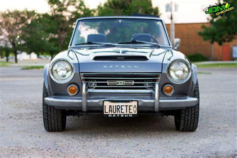 1968 Datsun Roadster by Feature 1968 Datsun Roadster