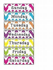 Day Timer Weekly Planner Day Of The Week Printable Shop Fresh