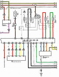 2mz Fe Toyota Efi Engine Wiring Diagram