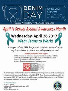 Denim Day - Wear Jeans to Work! u2014 MCCS Barstow