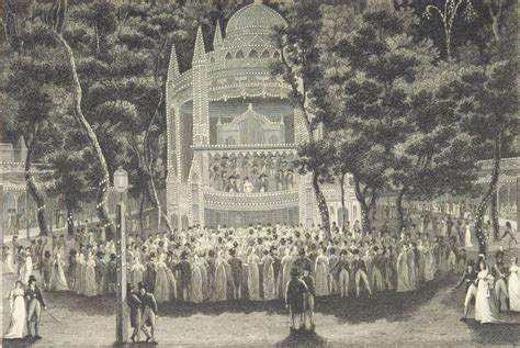 vauxhall gardens london a suicidal machine thomas morris