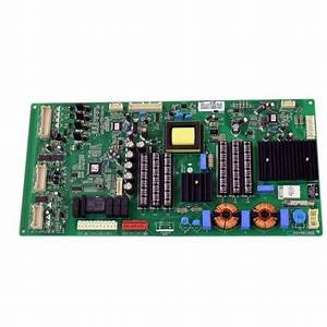 Lg Lmxs30776s Electronic Control Board Assembly