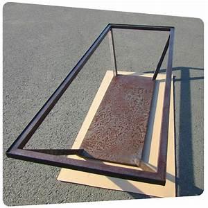 Vernis Mat Incolore : teintes rouille vernis incolore style industriel ~ Premium-room.com Idées de Décoration