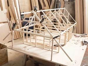 batiment structure bois trieves maison durand charpente With maquette d une maison 13 ossature bois