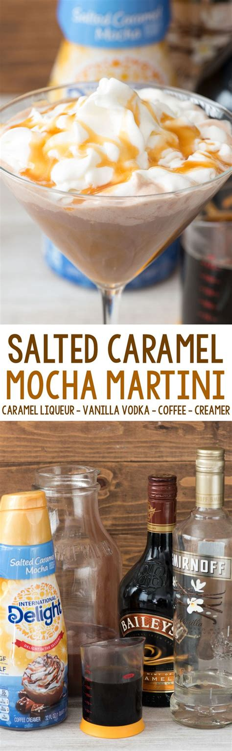 For the vodka, i went with three olives because this recipe needs a vodka that's smooth and drinkable on its own. 20 Ideas for Salted Caramel Vodka Drinks - Best Recipes Ever