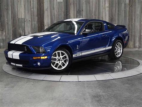 ford shelby gt base