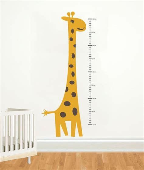 giraffe growth chart eat your veggies growth charts handmade 1218