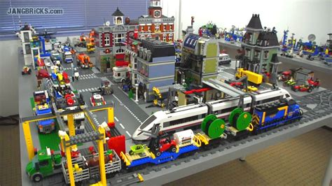 "Lego City #2 ""mellemby"" Update May 18, 2014"