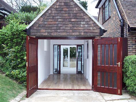 garage conversion exles architect warrington cheshire house plans extensions adam design