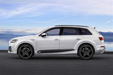 2018 Audi Q7 Receives Styling Kit From Abt