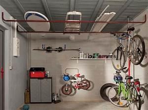 Rangement Outils Garage : nos id es de rangements pour le garage rangements h2ome pinterest rangement garage garage ~ Melissatoandfro.com Idées de Décoration