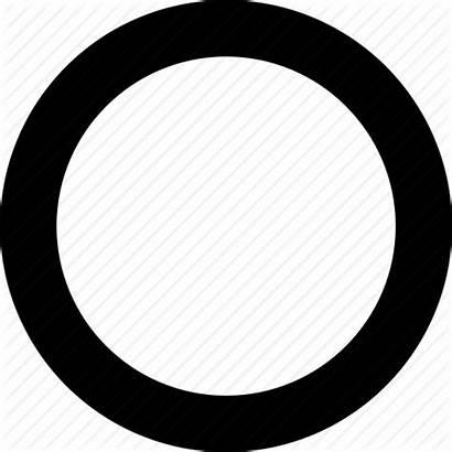 Empty Icon Circle Graph Chart Sphere Pie