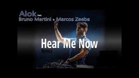 Alok Bruno Martini Feat Zeeba