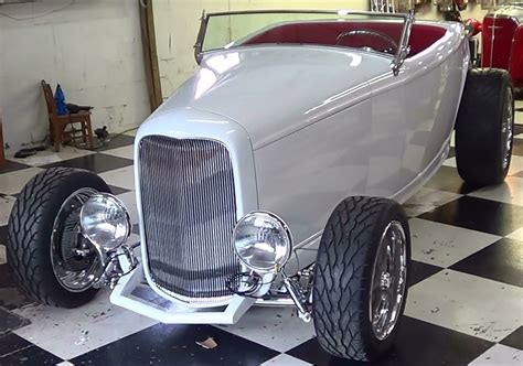 Give Your Car Away - 1932 ford alloway custom shades of the past 2013 give away
