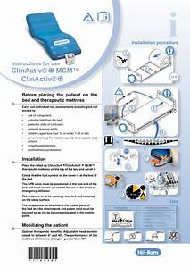 Clinactiv   Mcm Instructions For Use Rev 001 Pdf Download