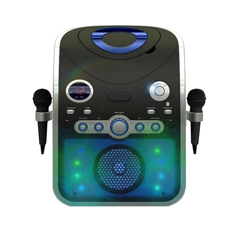 entertainer cdg bluetooth karaoke machine