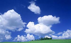 雲の風景 壁紙 #02036