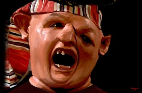 goonies sloth quotes quotesgram