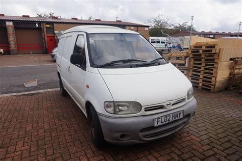 Nissan Vanette Cargo Van