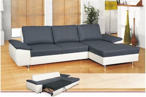 canapé d angle bicolore canape noir et blanc convertible 28 images canap 233