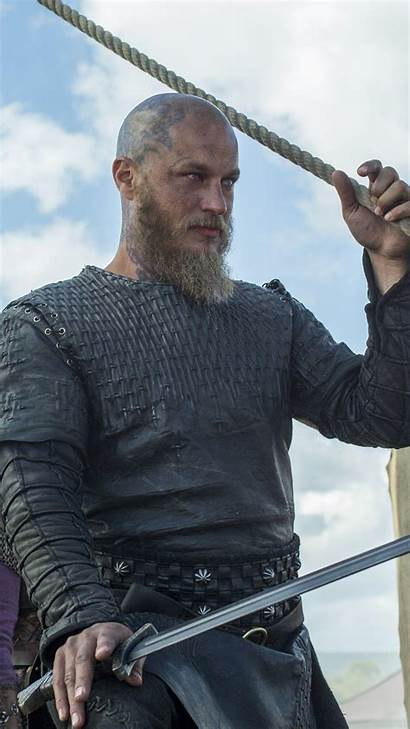 Ragnar Lothbrok Vikings Wallpapers Tv Iphone Viking