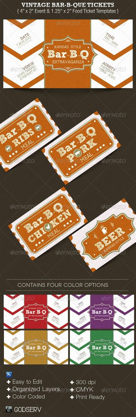 vintage ticket template   clip art