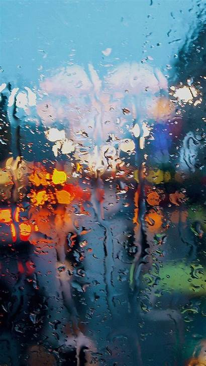 Rain Iphone Phone Desktop Screen
