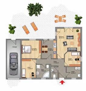 garage dekoration mit blume grundrisse bungalows mit garage 122953 neuesten ideen für die dekoration ihres hauses
