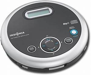 Mobile Cd Player : insignia portable cd player with fm tuner and mp3 playback ~ Jslefanu.com Haus und Dekorationen