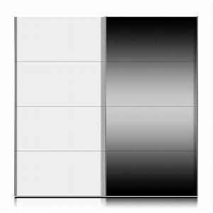 Schwebetürenschrank Nach Maß : schwebet renschrank kick weiss dekor mit spiegel breite 202 cm ~ Markanthonyermac.com Haus und Dekorationen