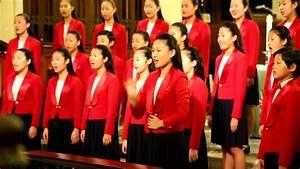 World Vision Korea Children's Choir - YouTube