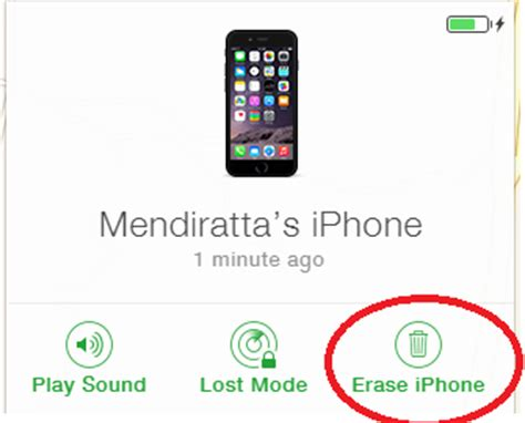 icloud erase iphone erase data on iphone from icloud