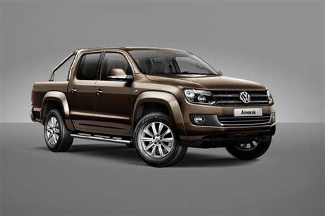 New Vw Truck by New Volkswagen Amarok Truck Official Photos