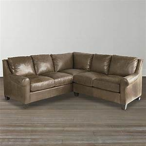 bassett 3101 lsectls ellery small l shaped sectional With small sectional sofa bassett