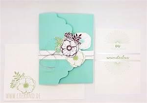 Geburtstagskarte Basteln Einfach : geburtstagskarte einfach wunderbar mit videoanleitung crehand stamp it ~ Orissabook.com Haus und Dekorationen