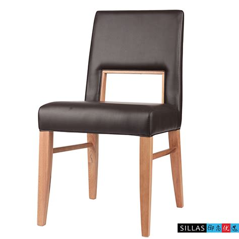 restaurant sofa leather ikea scandinavian modern design solid wood dining chairs minimalist retro cafe bar