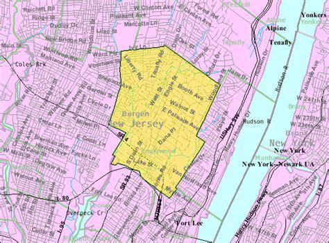 the bureau of census file census bureau map of englewood jersey png