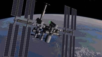 Tdrs Space Nasa Communications Station International Radio