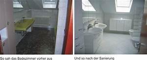 Bad Renovieren Vorher Nachher : vorher nachher ~ Sanjose-hotels-ca.com Haus und Dekorationen