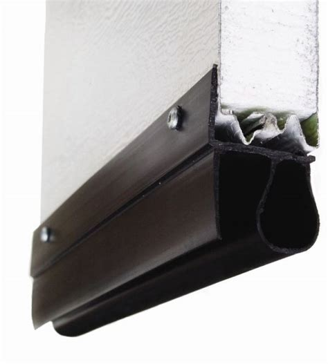 garage door bottom weather stripping garage door weatherstrip ottawa garage door service