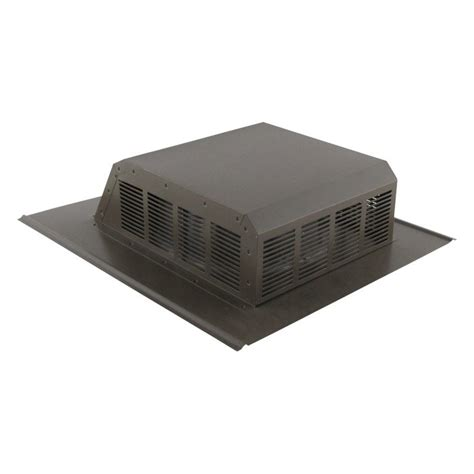 attic fan louver cover louvered roof vent with slant back famco louvered attic