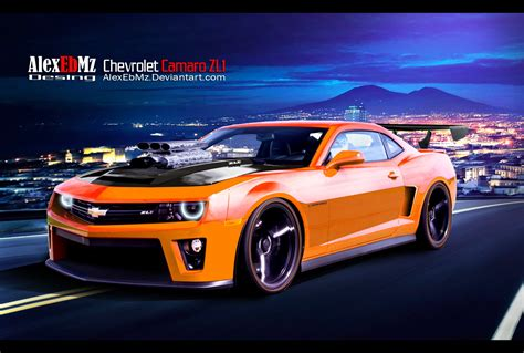 Virtual Tuning - Chevrolet Camaro ZL1 #99 - YouTube
