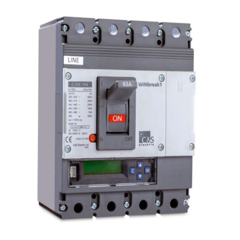 Electrical Mcb Moulded Case Circuit Breaker Mccb
