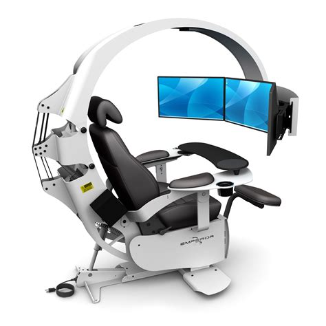 Emperor Gaming Chair 1510 by Mwe Lab Accueil