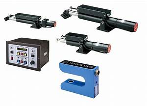 Edge Guide Controller  Epc99a   Actuator  Kc80  And Sensor