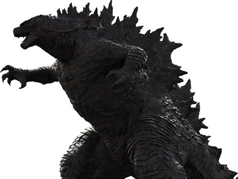 Godzilla 2019 Official Png Render_03 By Awesomeness360 On