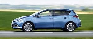 Avis Toyota Auris Hybride : toyota auris thermique ou hybride les fran ais choisissent automobile ~ Gottalentnigeria.com Avis de Voitures